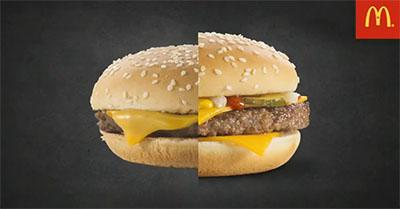 hamburguesa mcdonalds