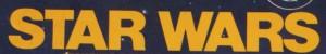 Logo en la novela-libro de Star Wars en 1976